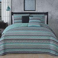 Avondale Manor 5-piece Meridian Quilt Set