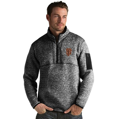 Men's Antigua San Francisco Giants Fortune Pullover