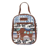 Unionbay Tribal Elephant Lunch Tote