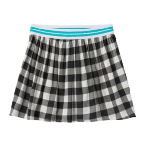 Girls 7-16 & Plus Size SO® Challis Skater Skirt