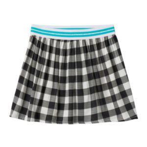 Girls 7-16 & Plus Size SO® Challis Skater Skirt