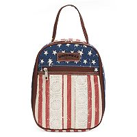 Unionbay American Flag Lunch Tote
