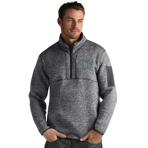 Men's Antigua Seattle Mariners Fortune Pullover