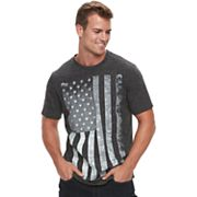 Men's Apt. 9® Riveted Flag Tee