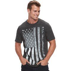Men's Apt. 9® Riveted Flag Tee