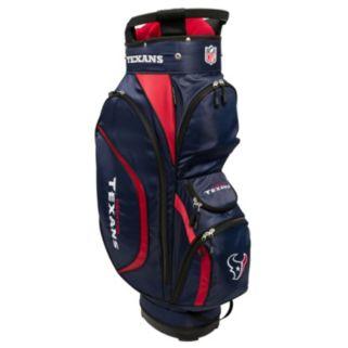Team Golf Houston Texans Clubhouse Golf Cart Bag