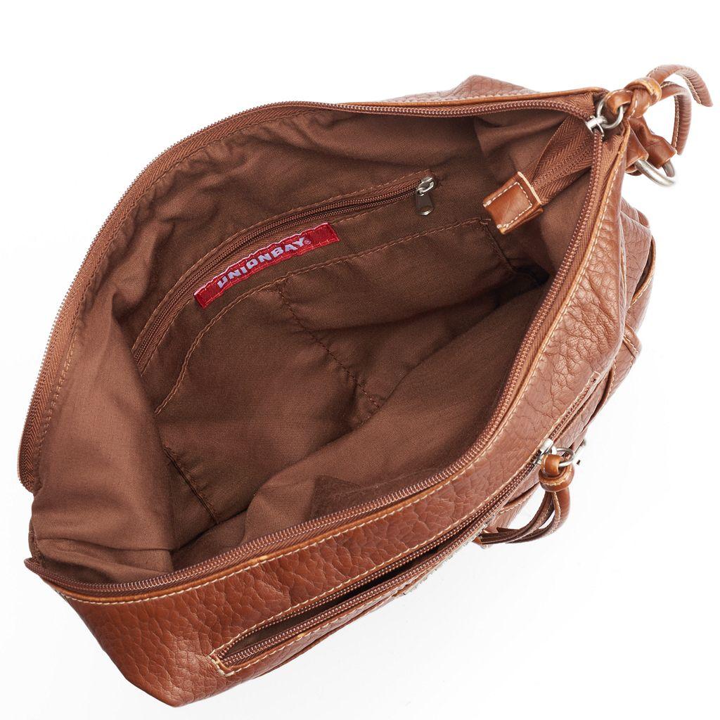 Unionbay Slouchy Hobo Bag