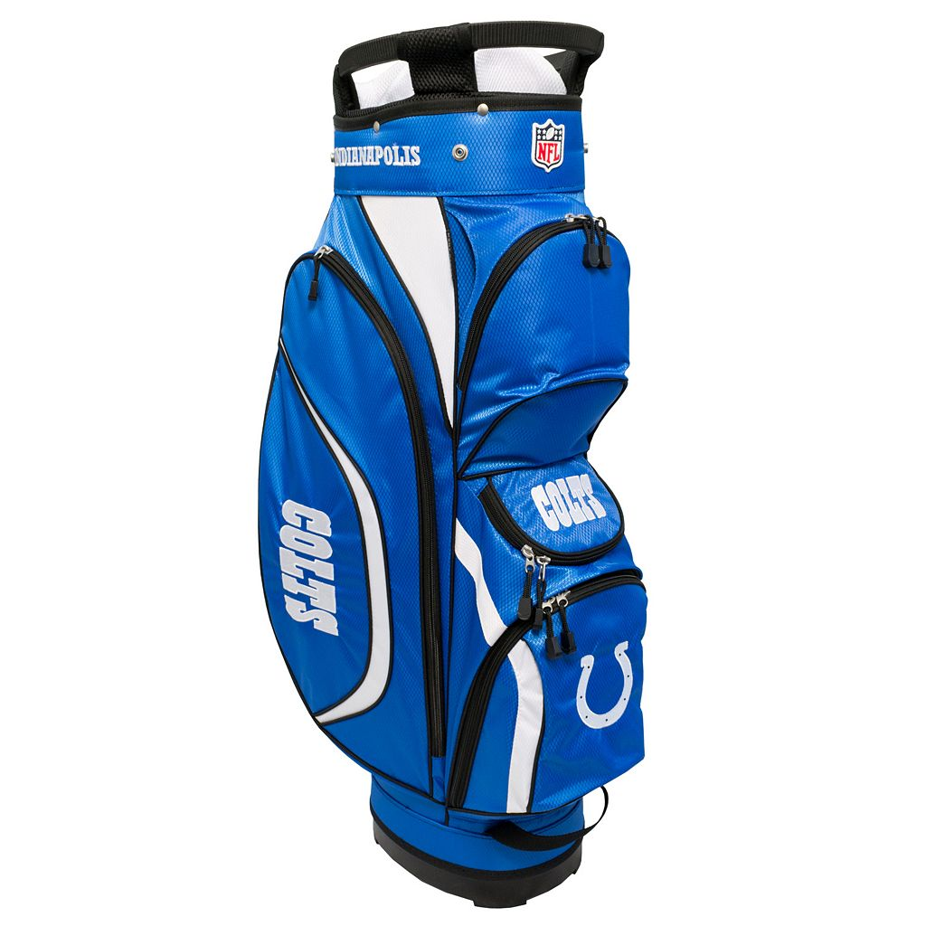 Team Golf Indianapolis Colts Clubhouse Golf Cart Bag