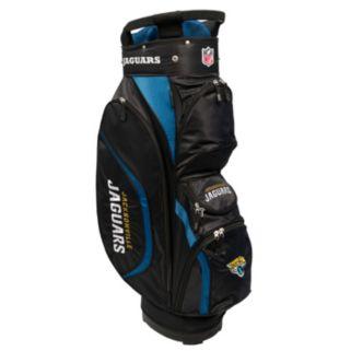 Team Golf Jacksonville Jaguars Clubhouse Golf Cart Bag