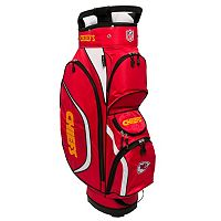Team Golf Kansas City Chiefs Clubhouse Golf Cart Bag