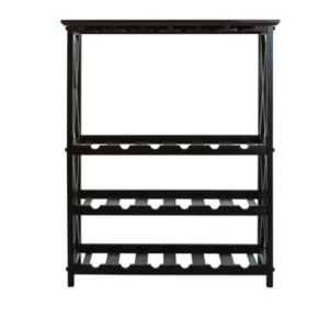 Casual Home Montego 18-Bottle Wine Rack
