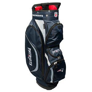 Team Golf New EnglandPatriots Clubhouse Golf Cart Bag