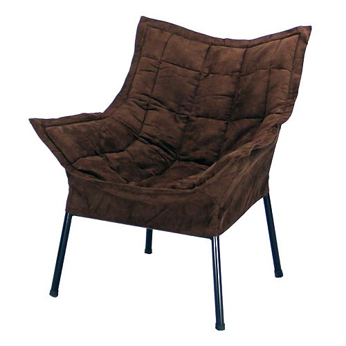 Casual Home Milano Metal Chair