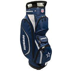Team Golf Dallas Cowboys Clubhouse Golf Cart Bag