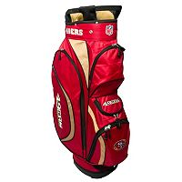 Team Golf San Francisco 49ers Clubhouse Golf Cart Bag
