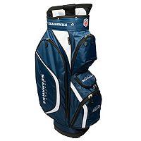 Team Golf Seattle Seahawks Clubhouse Golf Cart Bag