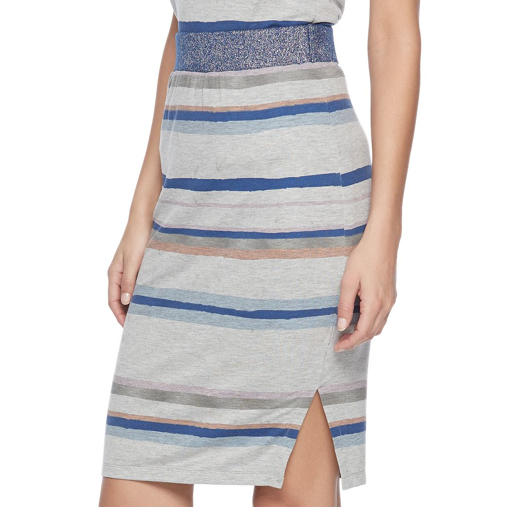 Women's Juicy Couture Striped Skirt