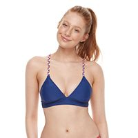 Mix-and-Match Braided Triangle Bikini Top