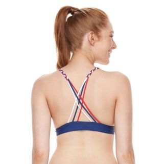 Mix-and-Match Braided Triangle Bikini Top