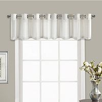 United Curtain Co. Venetian Window Valance