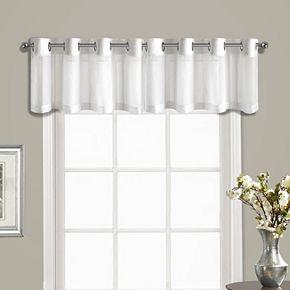 United Curtain Co. Venetian Window Valance