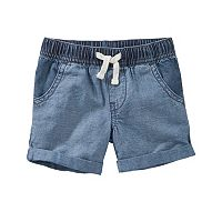 Baby Boy OshKosh B'gosh® Denim Shorts