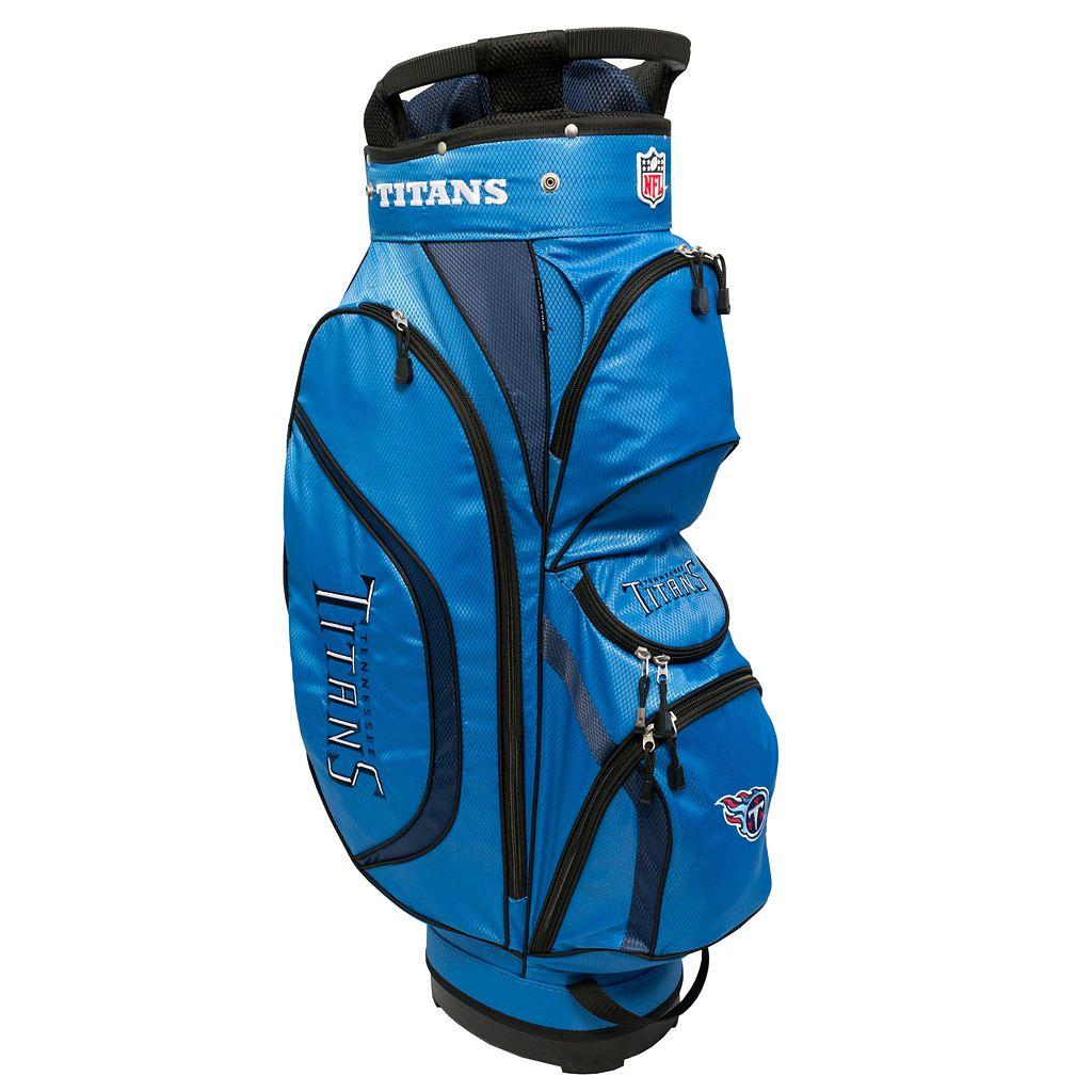 Team Golf Tennessee Titans Clubhouse Golf Cart Bag