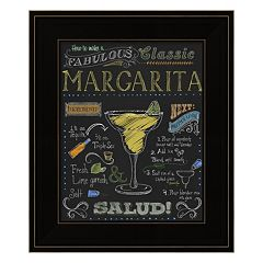 'Margarita' Framed Wall Art