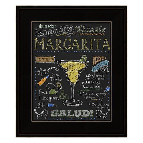"""""""Margarita"""" Framed Wall Art"""