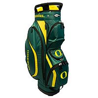 Team Golf Oregon Ducks Clubhouse Golf Cart Bag