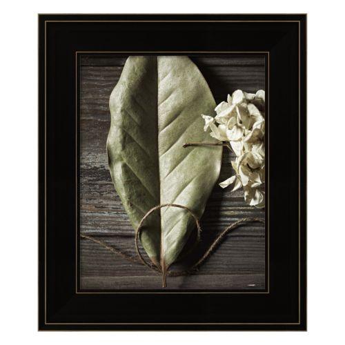Leaf Framed Wall Art