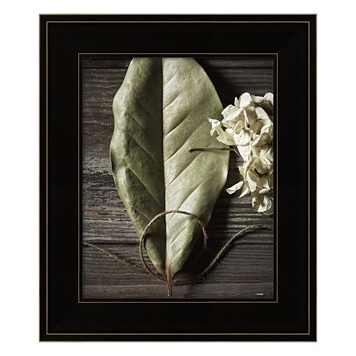 Leaf Framed Wall Art
