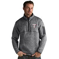 Men's Antigua Texas Rangers Fortune Pullover