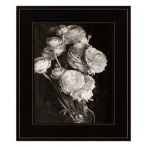 Ranunculus Framed Wall Art