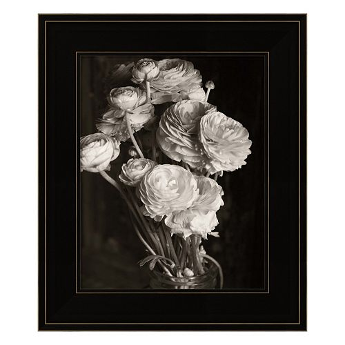 Ranunculus Framed Wall Art