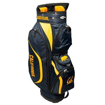 Team Golf Cal Golden Bears Clubhouse Golf Cart Bag