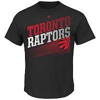 Men's Majestic Toronto Raptors Winning Tactic Tee