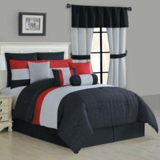 Donovan 20-piece Bed in a Bag Set