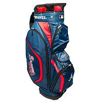 Team Golf Atlanta Braves Clubhouse Golf Cart Bag
