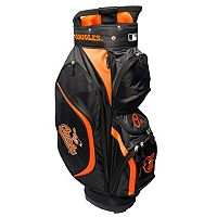 Team Golf Baltimore Orioles Clubhouse Golf Cart Bag