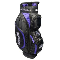 Team Golf Colorado Rockies Clubhouse Golf Cart Bag