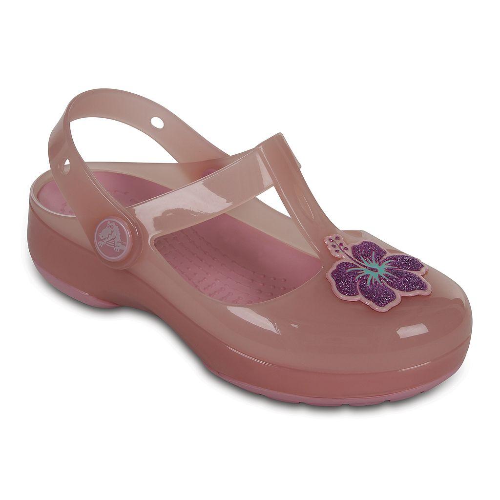 Crocs Isabella Toddler Girls' Clogs