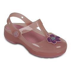Crocs Isabella Toddler Girls' Clogs
