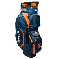 Team Golf Houston Astros Clubhouse Golf Cart Bag