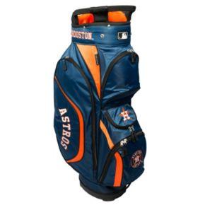 Team Golf Houston Astros Clubhouse Golf Cart Bag