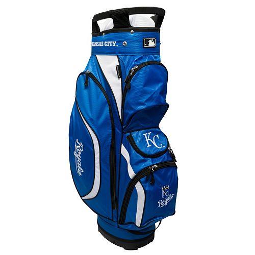 Team Golf Kansas City Royals Clubhouse Golf Cart Bag