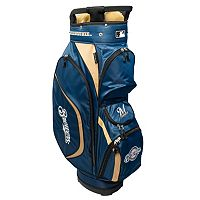 Team Golf Milwaukee Brewers Clubhouse Golf Cart Bag