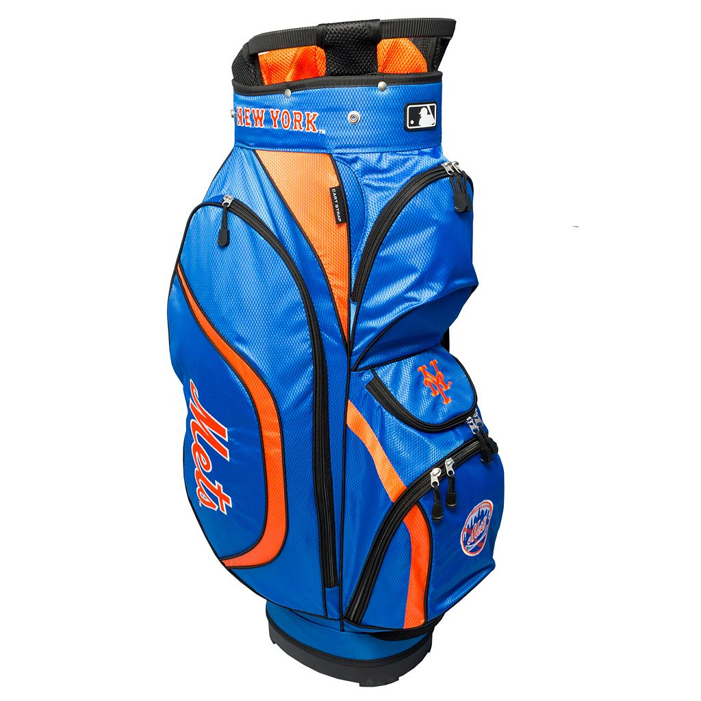 Team Golf New York Mets Clubhouse Golf Cart Bag