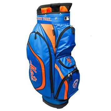 Team Golf New York Mets Clubhouse Golf Cart Bag