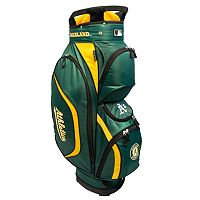 Team Golf Oakland Athletics Clubhouse Golf Cart Bag
